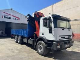crane truck Iveco Palfinger 36002