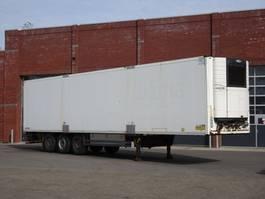 refrigerated semi trailer Schmitz Cargobull SCB*S3B - Carrier Vector 1950 MT - Bi Temp - Diesel/Electric 2013