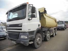 tipper truck > 7.5 t DAF CF85 2012