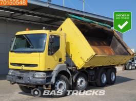 tipper truck > 7.5 t Renault Kerax 420 8X4 2-Seiten Kipper Manual Big-Axle Euro 3 2003