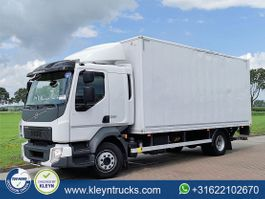 box truck Volvo FL 12 250. 2014