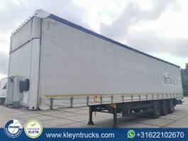sliding curtain semi trailer Schmitz Cargobull coil 2009