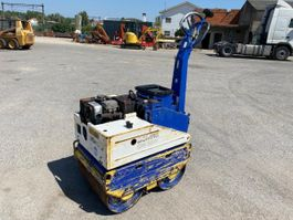 walk behind compactor Bomag BW65H hand-operated 2005