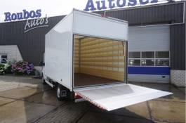 chassis lcv SAIC LWB Dhollandia Laadklep / City-box / Na aftrek 10% subsidie 2021