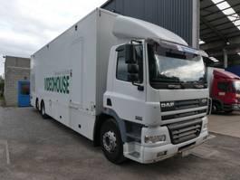 box truck DAF CF 85 6x2  235000 km manual/manuel 2006
