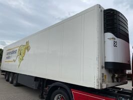 refrigerated semi trailer Schmitz Cargobull SKO 24, Carrier maxima, 3-ass, SAF 2003
