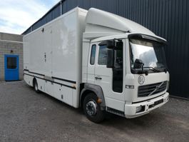 expedition truck Volvo FL 6 180  WOHNMOBIL/CAMPER/MOTORHOME/MOBILHOME/OVERLAND TRUCK EURO 2 2001