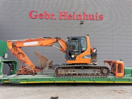 crawler excavator Doosan DX 140 LCR-3 Motorschäden! 2013