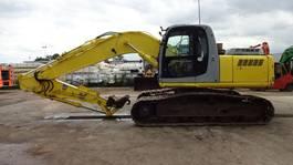 crawler excavator New Holland E 175 2005