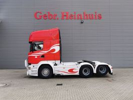 cab over engine Scania R580 6x2 Topline Euro 6 King of the Road 290.000 km! 2015