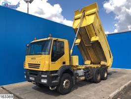 tipper truck > 7.5 t Iveco 350 6x4, Manual, Steel suspension 2006