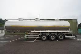 tank semi trailer semi trailer Magyar 3 AXLE FOOD TANK TRAILER 2000
