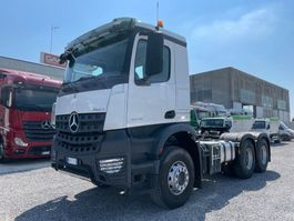 cab over engine Mercedes-Benz Arocs 3348 S 6x4 Euro6 2019
