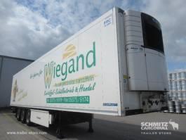refrigerated semi trailer Krone Auflieger Tiefkühler Standard Dubbele laadvloer 2014