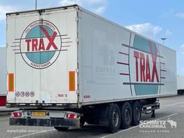 closed box semi trailer Kögel Kasten Standard 2011