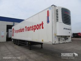refrigerated semi trailer Schmitz Cargobull Semitrailer Reefer Standard Dubbele laadvloer 2016