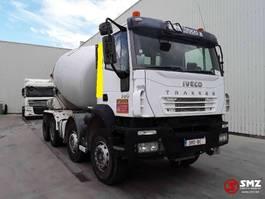 concrete mixer truck Iveco Trakker 380 8x4 9m2 2006