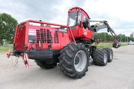 other construction machine Komatsu Harvester 901 TX.1 KLIMA Standheizung 2012
