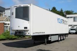 refrigerated semi trailer Chereau ThermoKing SLX 200/2,6h/FRC/Fleisch/Meat/Viande 2010