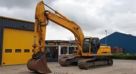 crawler excavator Doosan DX 255 LC 2008