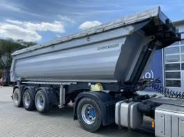 tipper semi trailer Meiller Auflieger F.X. Meiller MHPS 44 / KISA3 Kippaufli 2017