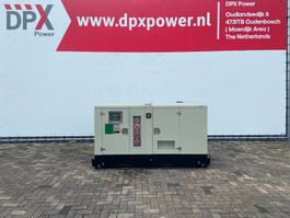 generator Cummins 4BTA3.9-G2 - 55 kVA Generator - DPX-19832 2021