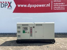 generator Cummins 6BT5.9-G2 - 110 kVA Generator - DPX-19835 2021