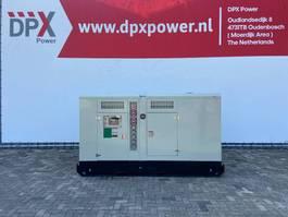 generator Cummins 6BTAA5.9-G12 - 165 kVA Generator - DPX-19838 2021
