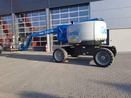 articulated boom lift wheeled Genie Z 62/40 2019