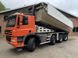 tipper truck > 7.5 t Ginaf X 4446TS 410 8X8 EURO 5 Manual 24m3 Isolated 2007