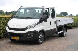 pickup lcv Iveco 40C21AIRCO OPEN LAADBAK DUBBEL CABINE 2016