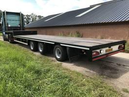 semi lowloader semi trailer Floor FLSDO-12-28HF1 2004