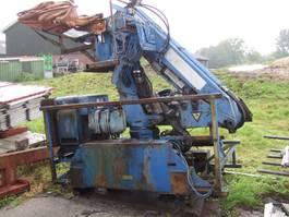 loader crane Hiab R165F2