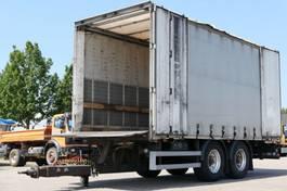 tilt trailer Lecitrailer Pritsche Plane Durchlade Edacha Alufelgen 2011