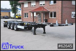 swap body container WEB-TRAILER Containerchassi, Lift, HC 2x20/30/40 2017
