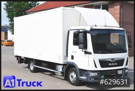 swap body truck MAN 07/2022 4x TGL 8.190 BL, LBW, AHK Luft, TÜV Neu 2019