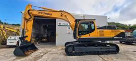 crawler excavator Hyundai R330NLC-9A 2015