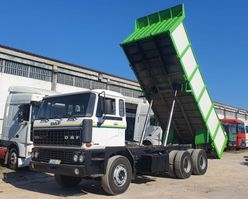 tipper truck > 7.5 t DAF 2800 Turbo Intercooler