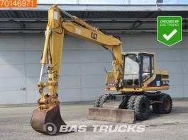 wheeled excavator Caterpillar M315 TRIPLE BOOM - QUICK COUPLER 1997