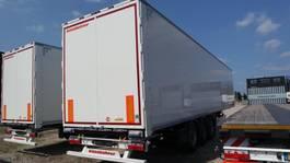 closed box semi trailer Kässbohrer SBT / 20 - 12 / 27 2021