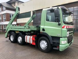 Container-LKW DAF 85.410 6x2 Meiller AK 16 MT/Euro5 2011