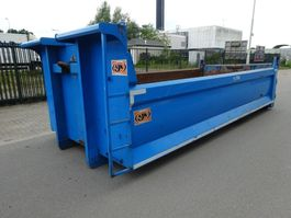 soil waste container AJK CONTAINERBAK