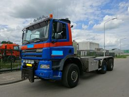 chassis cab truck Ginaf X 3335 S 6X6 EURO 5 / MANUAL / HOLLAND TRUCK !! 2009