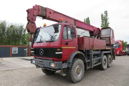 crane truck Mercedes-Benz 2629 6x6 ATLAS KRAN AK6500T  (first owner. Very good state) FULL SPRING 1992