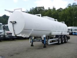 tank semi trailer semi trailer Magyar Jet fuel tank alu 37.6 m3 / 1 comp 2003