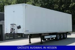 closed box semi trailer Krone Doppelstock Zurrleisten Code XL €249.-mtl.Rate 2013