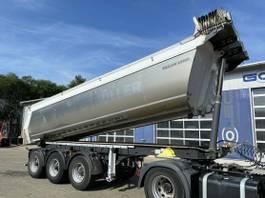 tipper semi trailer Meiller Auflieger F.X. Meiller MHPS 44 /KISA3 ISO Thermo 2018