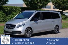 minivan - passenger coach car Mercedes-Benz 300d XL Avantgarde Edition 6/7/8 Persoons Comand, Burmester, 360Cam, 18
