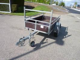 drop side car trailer open bakwagen