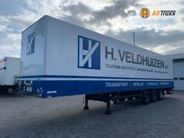 refrigerated semi trailer Schmitz Cargobull SKO 24 Isoliert Doppelstock NL trailer 2005